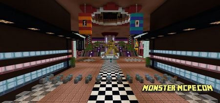 Five Nights At Freddy's 9 Map