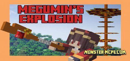 Megumin's Explosion Skill Add-on 1.16+