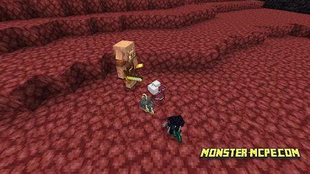 Minecraft But Piglins Barter OP Loot (1)