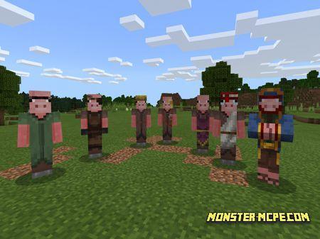 Pigman Villagers (1)