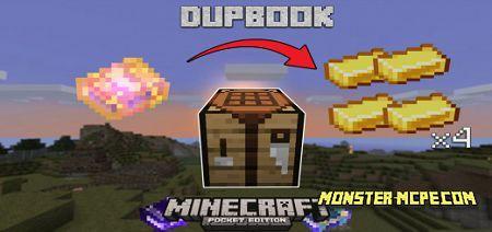 DupBooks Add-on 1.17/1.16+