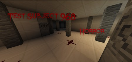 Test Subject 968 (Horror) Map