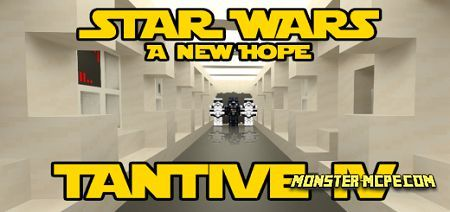 Star Wars: Attack on Tantive IV Map