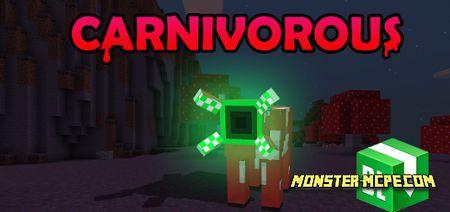 Carnivorous World Add-on 1.17/1.16+