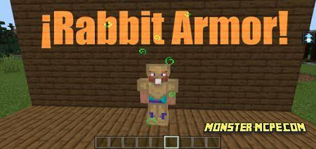 Rabbit Armor Add-on 1.16+