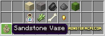 Sandstone Vases