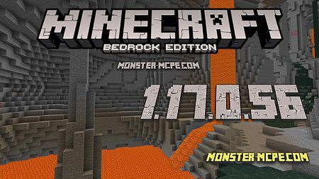Minecraft PE 1.17.0.56 for Android