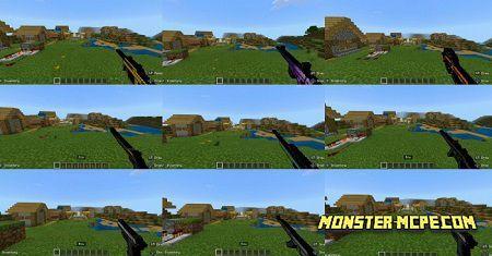 Bows 2 Guns