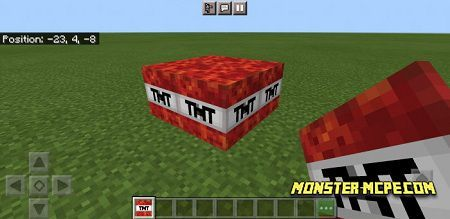 Redstone TNT