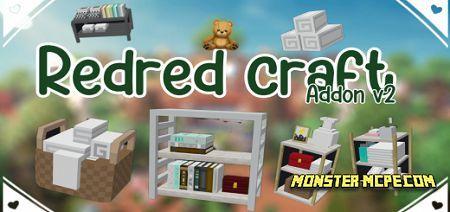 Redred Craft Add-on 1.17/1.16+