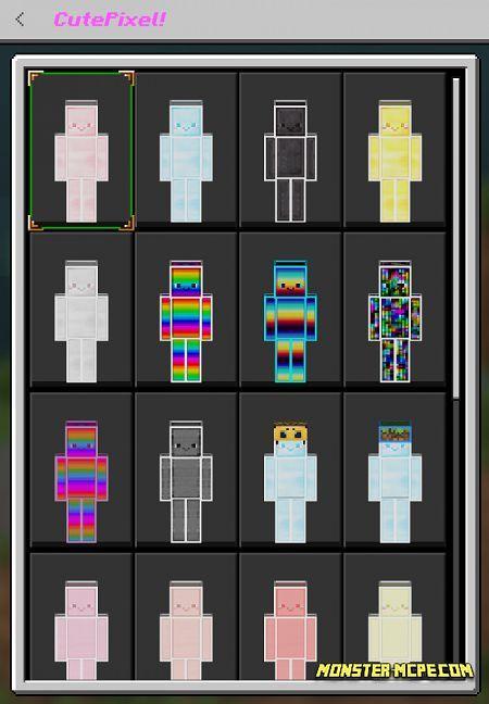 CutePixel! Cute HD Skins (2)