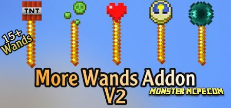 More Wands Add-on