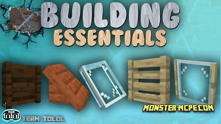 Building Essentials Add-on 1.16+