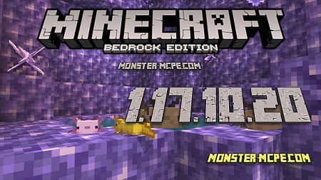 Minecraft PE 1.17.10.20 for Android