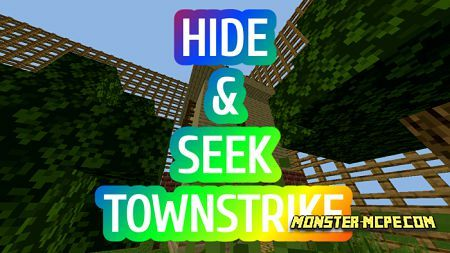 Hide & Seek TOWNSTRIKE Map