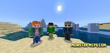 Edd, Tom, and Matt