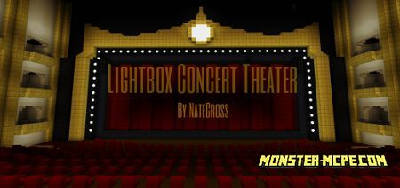 Lightbox Concert Theater Map