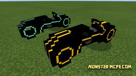 Working Tron Light Cycles (1)