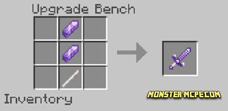Ametyst Quartz Tools craft (1)