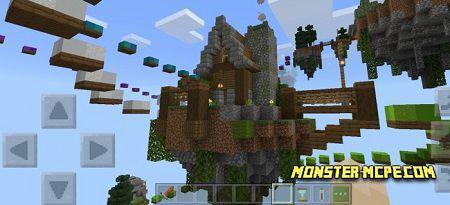 MCPE Sky Islands Parkour (1)