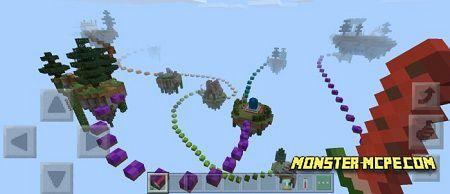 MCPE Sky Islands Parkour (2)