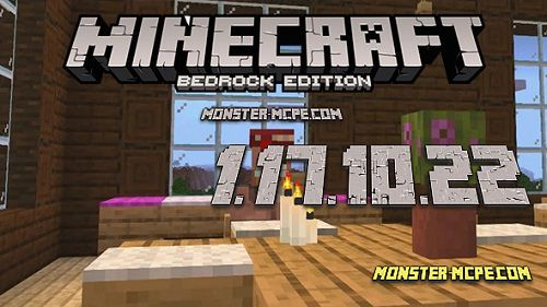 Minecraft PE 1.17.10.22 for Android