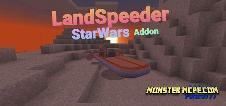 LandSpeeder Add-on