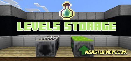 Levels Storage Add-on