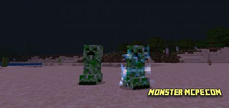 Be A Creeper Add-on