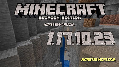 Minecraft PE 1.17.10.23 for Android
