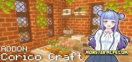 Corico Craft Furniture Add-on 1.16+