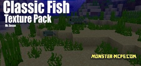 Classic Fish Texture Pack