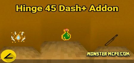 Hinge 45 Dash+ Add-on