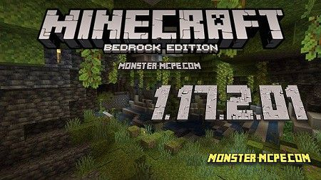 Minecraft PE 1.17.2.01 for Android [Release]