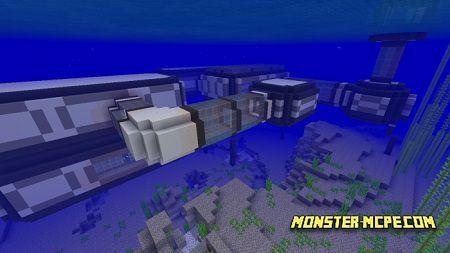 Subnautica Base Map