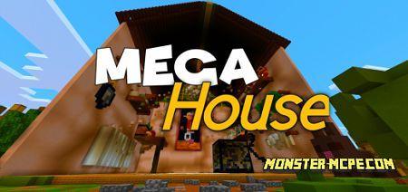 Mega House - Garden Map