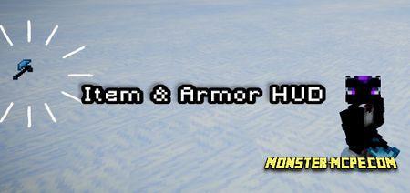 Armor & Item Hud Texture Pack