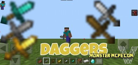 Daggers Add-on