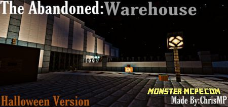 The Abandoned: Warehouse Map