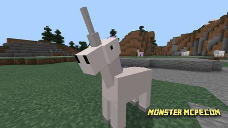 Unicorns + Unicorn Horn Swords (4)