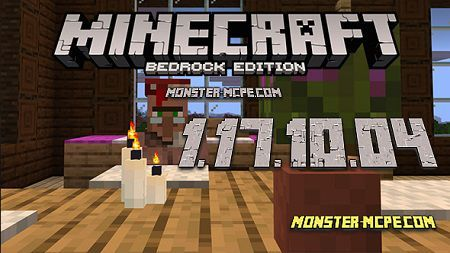 Minecraft PE 1.17.10.04 for Android