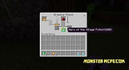 Hero of the Village Potion (2)