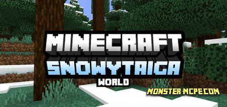 Snowy Taiga World Add-on