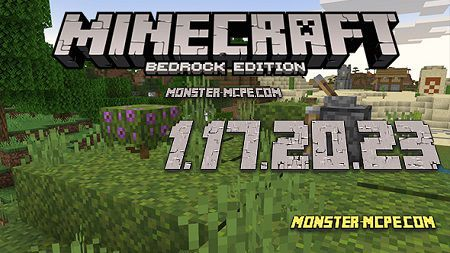 Minecraft PE 1.17.20.23 for Android