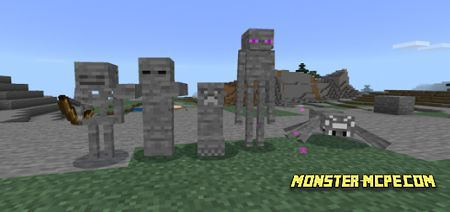 Stone Mobs
