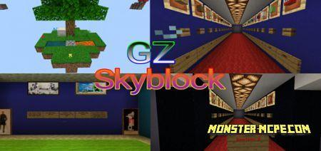 GZ Skyblock