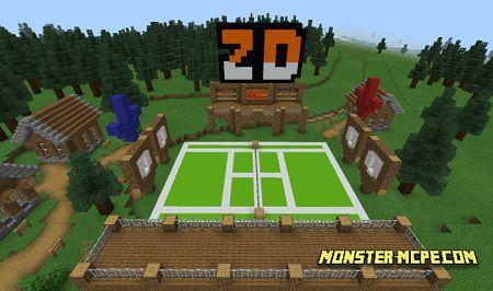 TNT Tennis Map