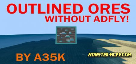 Outlined Ores Texture Pack