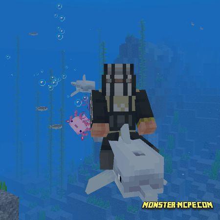Rideable Aquatic Mobs (3)
