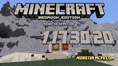 Minecraft PE 1.17.30.20 for Android